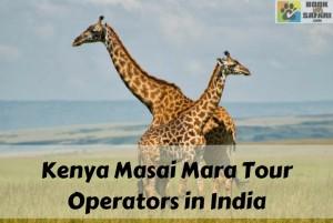 Kenya Masai Mara Tour Operators in India