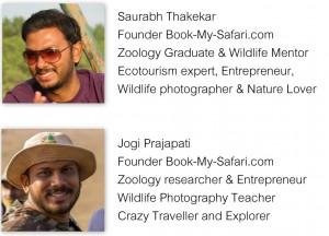 Wildlife tours & Safari operators